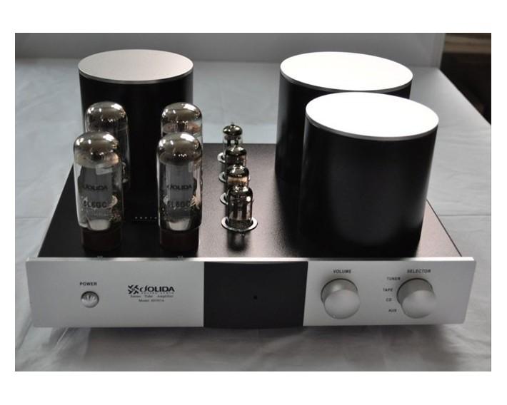 Jolida JD707 - Ampli à tubes 6L6 push-pull - 2 x 30W