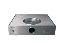 Bada HD-25 Silver - Lecteur CD avec étage à tubes.
